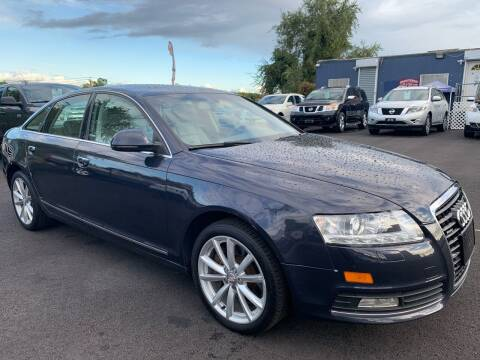 2010 Audi A6 for sale at TD MOTOR LEASING LLC in Staten Island NY