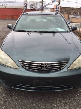 2005 Toyota Camry for sale at KING MOTORS AUTO SALES, INC in Newark NJ