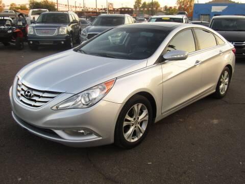 2013 Hyundai Sonata for sale at More Info Skyline Auto Sales in Phoenix AZ