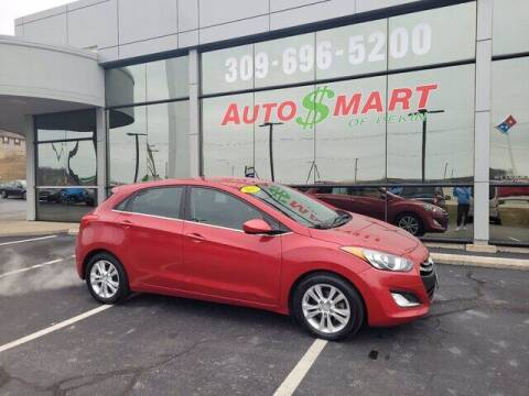 2015 Hyundai Elantra GT for sale at Auto Smart of Pekin in Pekin IL