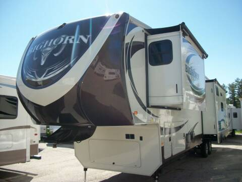 2016 Heartland Bighorn 36 for sale at Olde Bay RV in Rochester NH