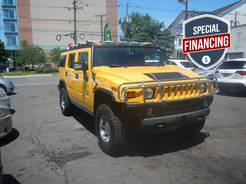 2007 HUMMER H2 for sale at 103 Auto Sales in Bloomfield NJ