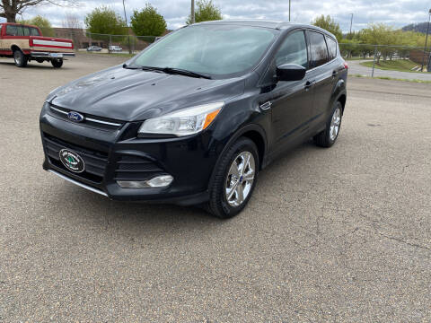 2014 Ford Escape for sale at Steve Johnson Auto World in West Jefferson NC
