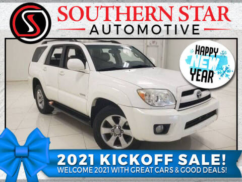 2006 Toyota 4Runner for sale at Southern Star Automotive, Inc. in Duluth GA