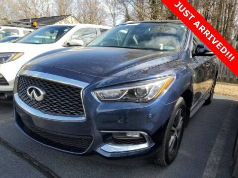 2017 Infiniti QX60 for sale at Impex Auto Sales in Greensboro NC