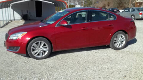 2015 Buick Regal for sale at MIKE'S CYCLE & AUTO - Mikes Cycle and Auto (Liberty) in Liberty IN