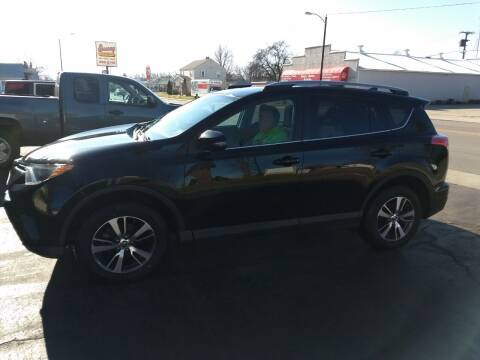 2017 Toyota RAV4 for sale at Economy Motors in Muncie IN