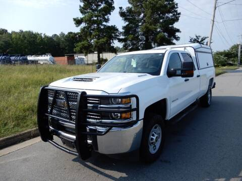2017 Chevrolet Silverado 2500HD for sale at United Traders Inc. in North Little Rock AR