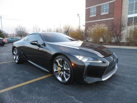 2018 Lexus LC 500 for sale at Import Exchange in Mokena IL