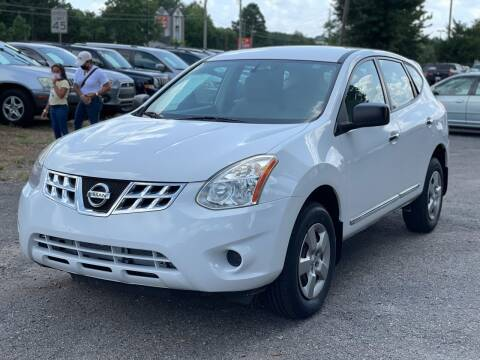 2013 Nissan Rogue for sale at Atlantic Auto Sales in Garner NC