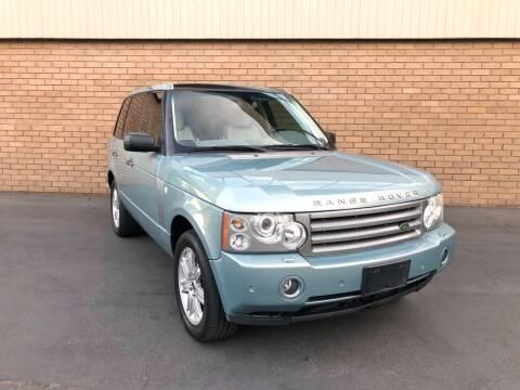 2008 Land Rover Range Rover for sale at MK Motors in Sacramento CA