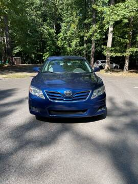 2010 Toyota Camry for sale at Amana Auto Care Center in Raleigh NC
