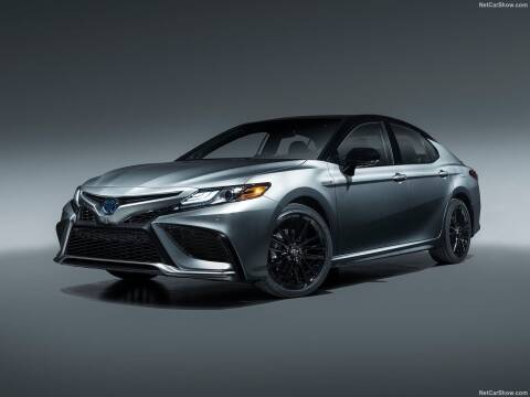 2021 Toyota Camry for sale at Xclusive Auto Leasing NYC in Staten Island NY