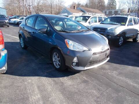2012 Toyota Prius c for sale at MATTESON MOTORS in Raynham MA