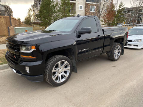 2018 Chevrolet Silverado 1500 for sale at Truck Buyers in Magrath AB