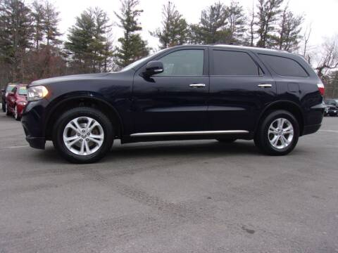 2013 Dodge Durango for sale at Mark's Discount Truck & Auto Sales in Londonderry NH