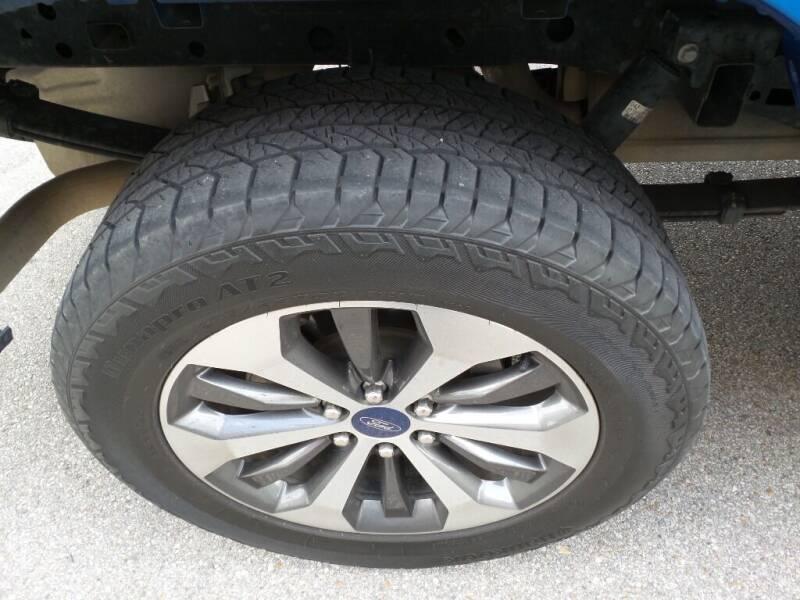 2019 Ford F-150 4x4 XLT 4dr SuperCrew 5.5 ft. SB - Houston TX