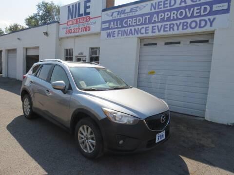 2013 Mazda CX-5 for sale at Nile Auto Sales in Denver CO