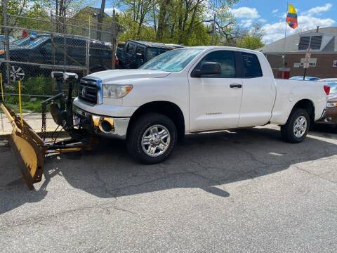 2011 Toyota Tundra for sale at White River Auto Sales in New Rochelle NY