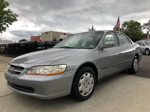 1999 Honda Accord for sale at Crestwood Auto Center in Richmond VA