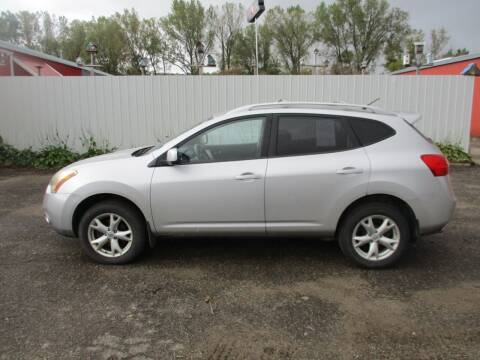 2009 Nissan Rogue for sale at Chaddock Auto Sales in Rochester MN
