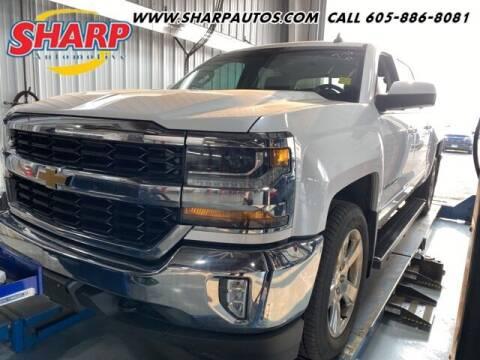 2017 Chevrolet Silverado 1500 for sale at Sharp Automotive in Watertown SD