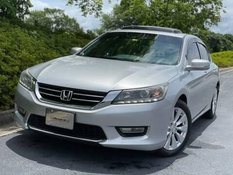 2013 Honda Accord for sale at William D Auto Sales in Norcross GA