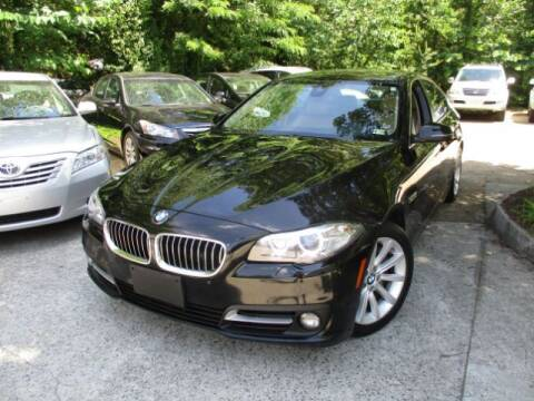 2015 BMW 5 Series for sale at Elite Auto Wholesale in Midlothian VA