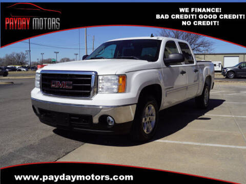 2008 GMC Sierra 1500 for sale at Payday Motors in Wichita And Topeka KS