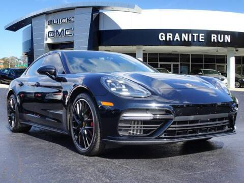 2017 Porsche Panamera for sale at GRANITE RUN PRE OWNED CAR AND TRUCK OUTLET in Media PA