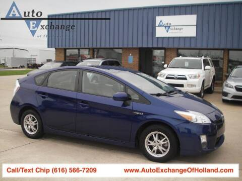 2010 Toyota Prius for sale at Auto Exchange Of Holland in Holland MI