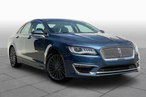 2018 Lincoln MKZ for sale at CU Carfinders in Norcross GA