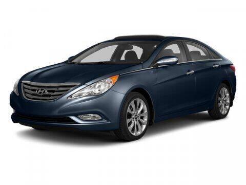 2013 Hyundai Sonata for sale at BEAMAN TOYOTA in Nashville TN