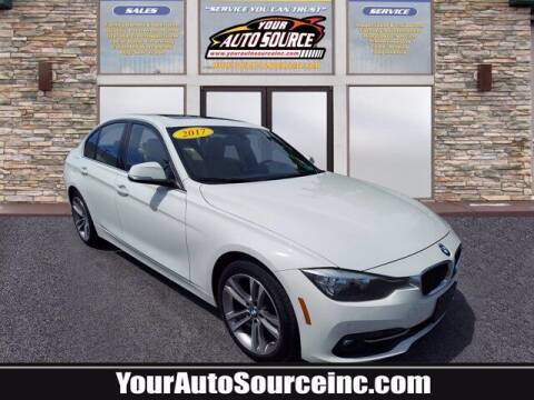2017 BMW 3 Series for sale at Your Auto Source in York PA