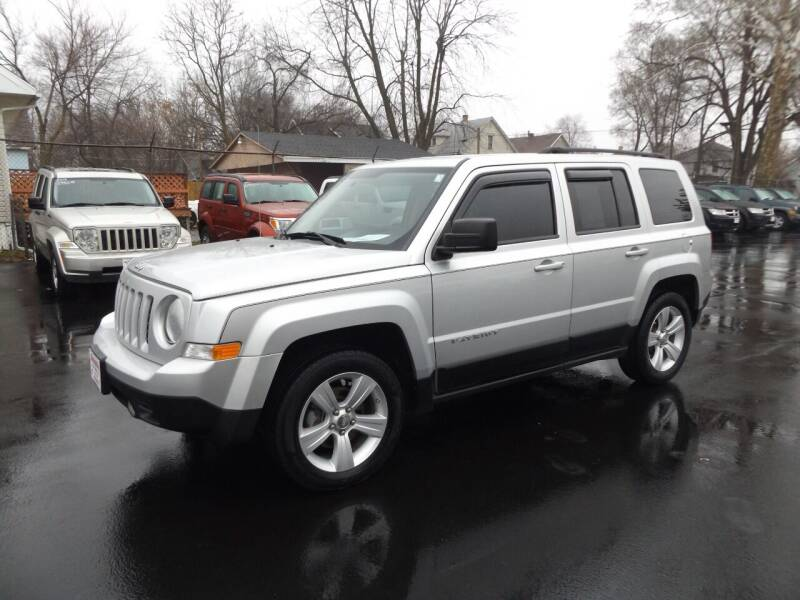 2012 Jeep Patriot for sale at Goodman Auto Sales in Lima OH