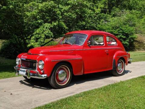 1964 Volvo PV544 for sale at Classic Car Deals in Cadillac MI