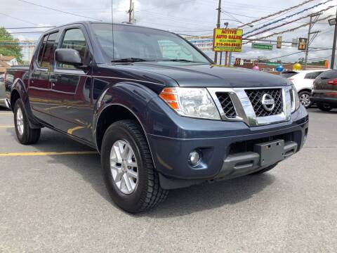 2015 Nissan Frontier for sale at Active Auto Sales in Hatboro PA