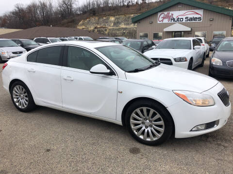 2011 Buick Regal for sale at Gilly's Auto Sales in Rochester MN