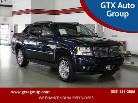 2009 Chevrolet Avalanche for sale at GTX Auto Group in West Chester OH