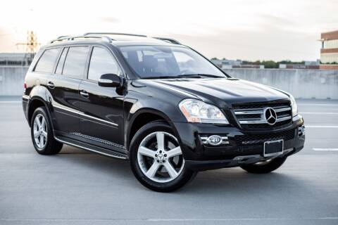 2007 Mercedes-Benz GL-Class for sale at Car Match in Temple Hills MD