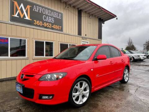 2008 Mazda MAZDA3 for sale at M & A Affordable Cars in Vancouver WA
