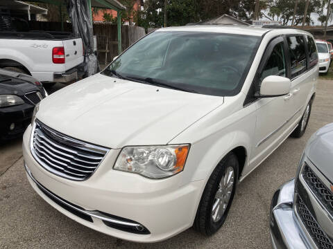 2013 Chrysler Town and Country for sale at Harbor Oaks Auto Sales in Port Orange FL