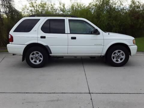 2002 Isuzu Rodeo for sale at Coastal Car Brokers LLC in Tampa FL