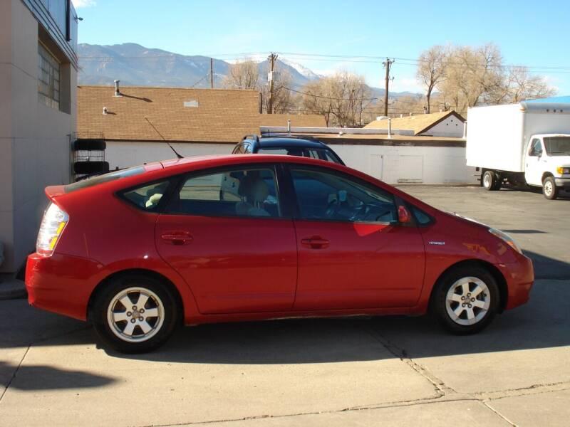2008 Toyota Prius for sale at Frontier Motors Ltd in Colorado Springs CO