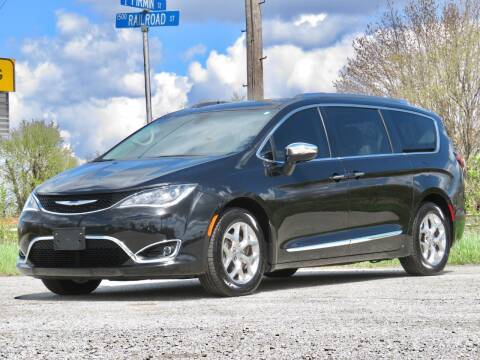 2017 Chrysler Pacifica for sale at Tonys Pre Owned Auto Sales in Kokomo IN