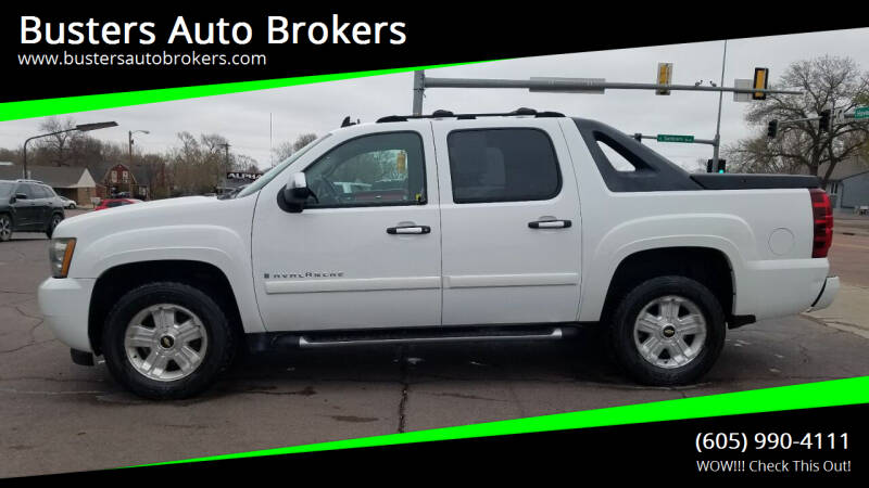 2008 Chevrolet Avalanche for sale at Busters Auto Brokers in Mitchell SD