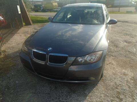 2007 BMW 3 Series for sale at SCOTT HARRISON MOTOR CO in Houston TX