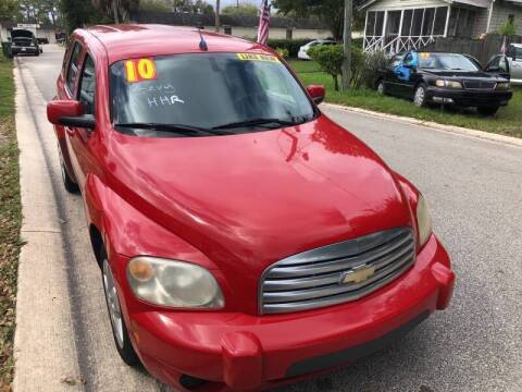 2010 Chevrolet HHR for sale at Castagna Auto Sales LLC in Saint Augustine FL