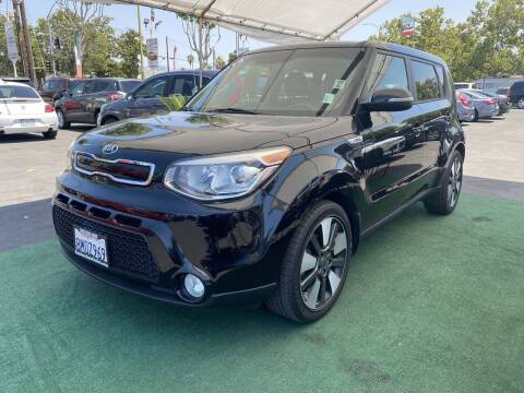2014 Kia Soul for sale at San Jose Auto Outlet in San Jose CA