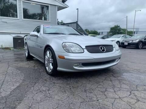 2004 Mercedes-Benz SLK for sale at 355 North Auto in Lombard IL